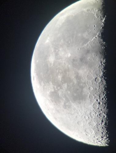 La Luna hoy, en cuarto menguante | Eclecticomania